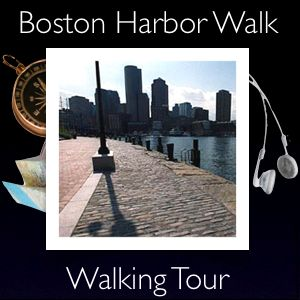 Boston Harborwalk Audissey